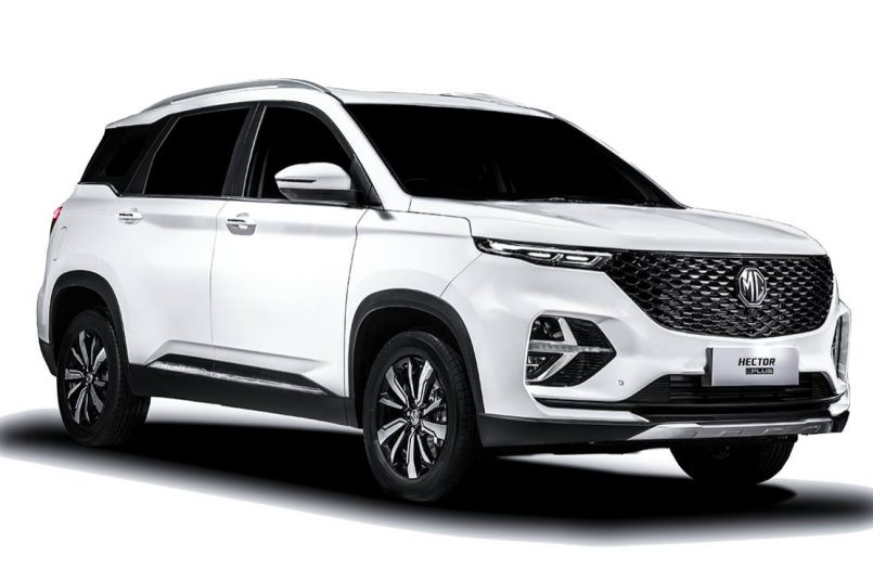 MG Hector Petrol CVT Launched: Important details