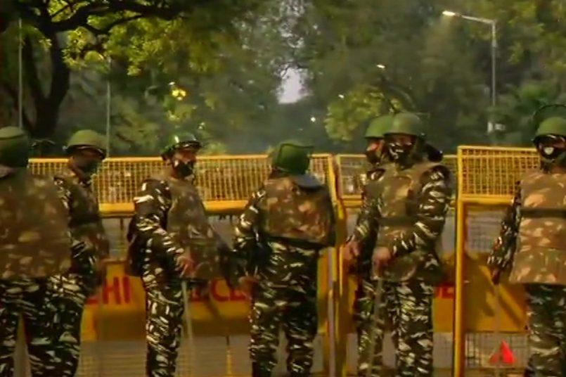 Minor blast near Israel Embassy in Delhi sparks scare