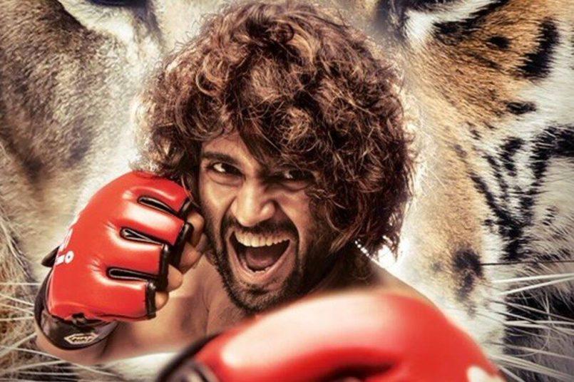 Liger marks Vijay's Bollywood debut and Ananya Panday's Tollywood debut.