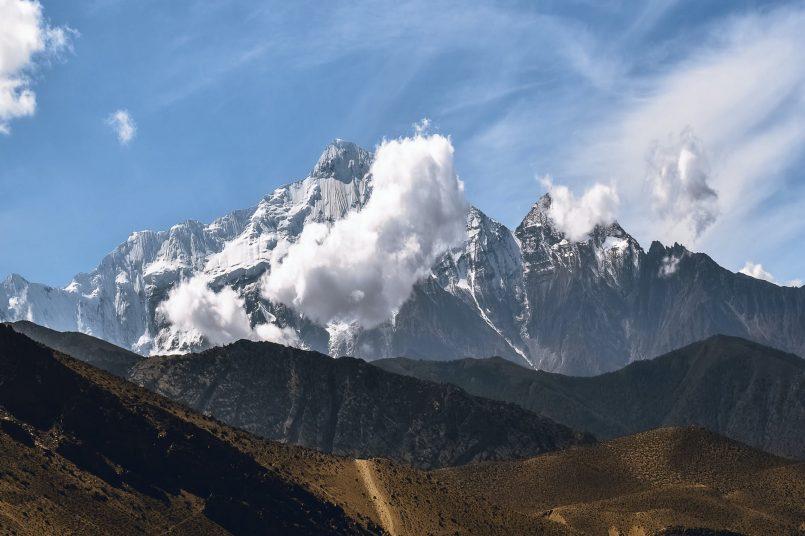 Nepali Climbers reach K2