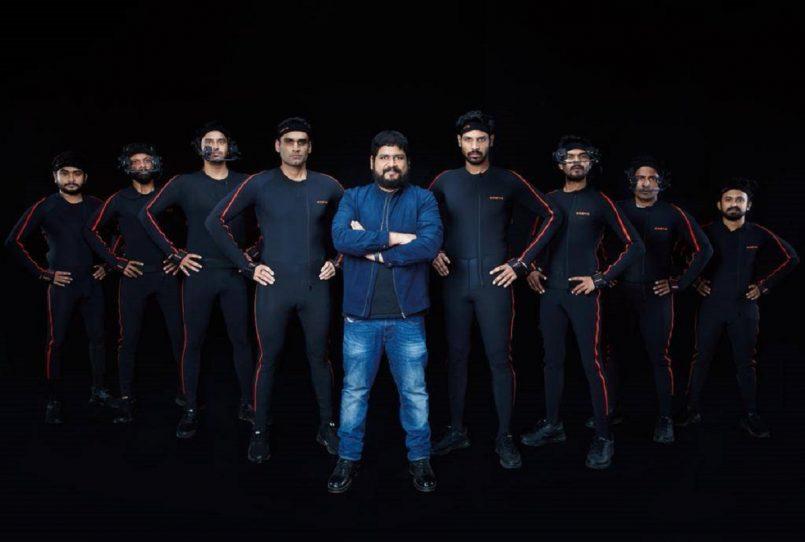 Prabhas and Saif Ali Khan starrer Adipurush begins motion capture