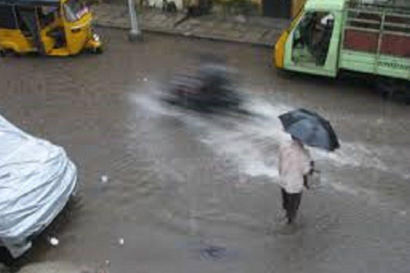 IMD Issues Red Alert for Mumbai after Southwest Monsoon hits Maharashtra coast