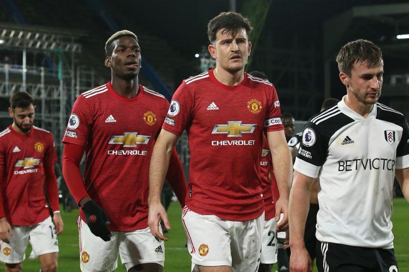 Fulham vs Man United: Cavani, Pogba fire United back to top of PL
