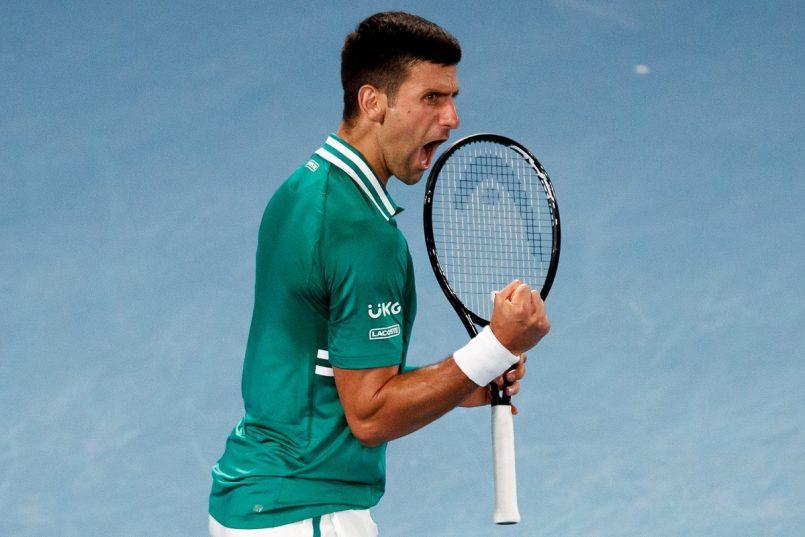 Australian Open Djokovic