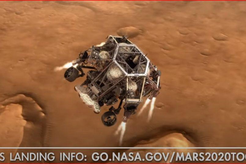 NASA names Perseverance's landing site on Mars after Octavia Butler