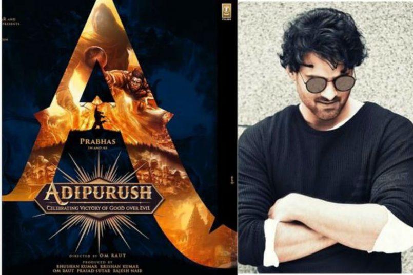 Prabhas and Saif Ali Khan starrer Adipurush shooting begins