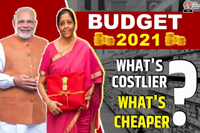 Union Budget 2021: What gets costlier and what gets cheaper