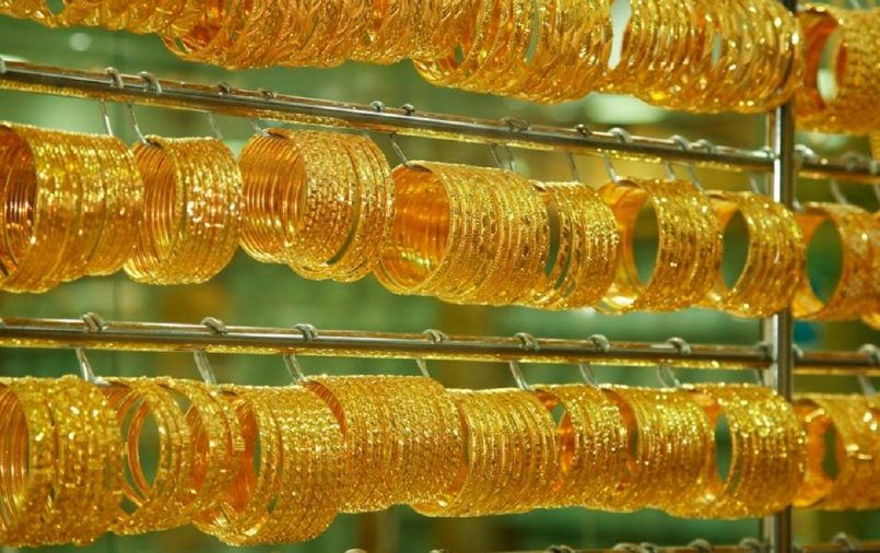 Gold prices trend low, silver up: Check rates
