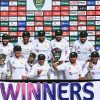 Pakistan regains 5th position after beating South Africa in ICC Test rankings