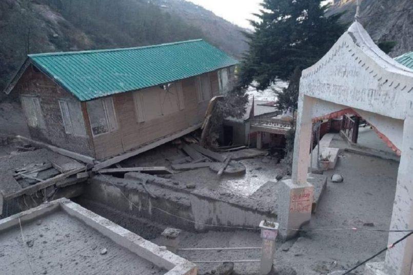 ISRO traces exact cause of Uttarakhand tragedy