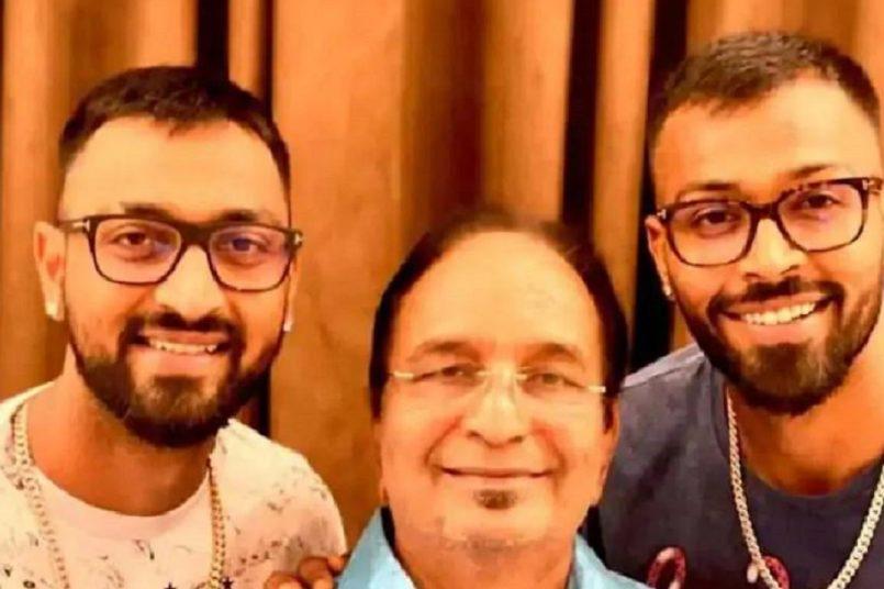 Hardik Pandya remembers gifting his father a luxurious car