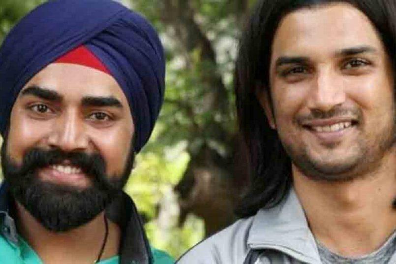 SSR's co-star Sandeep Nahar found dead after FB video