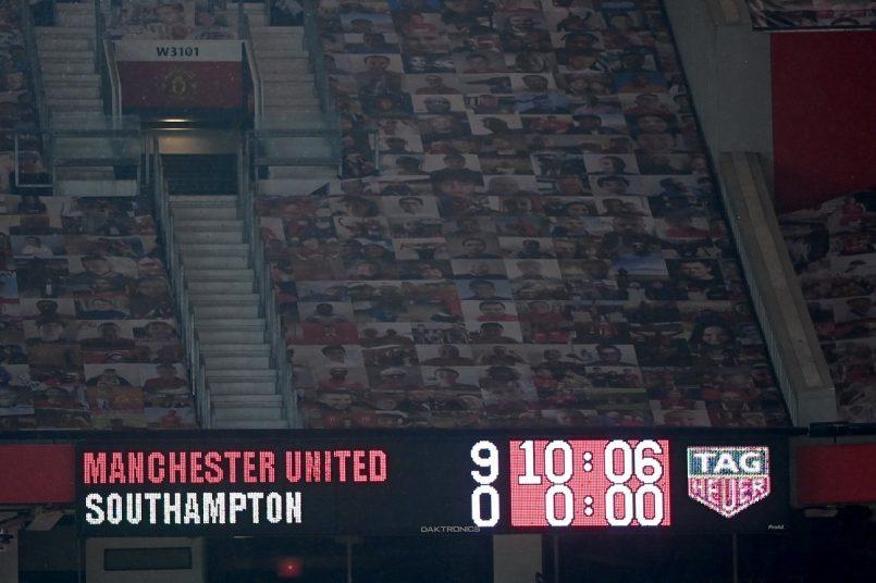 Man United vs Southampton