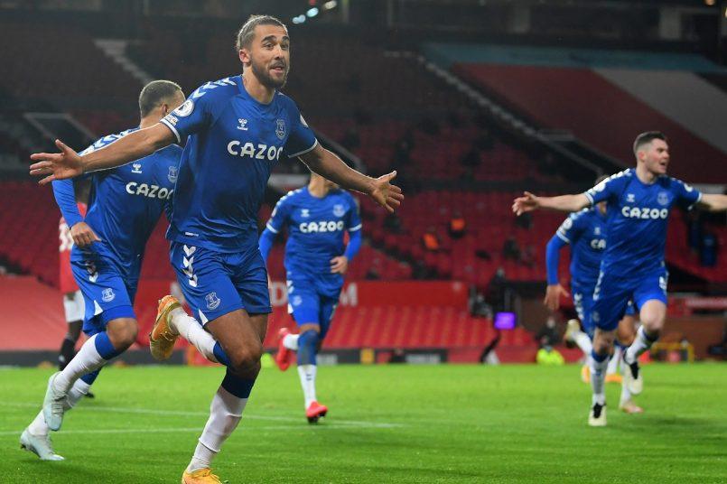 Man United vs Everton