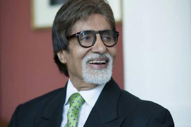Amitabh Bachchan says he celebrated holi 'sitting in silence by myself'