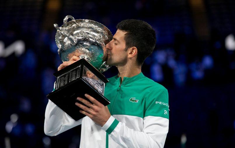 ATP Rankings Novak Djokovic