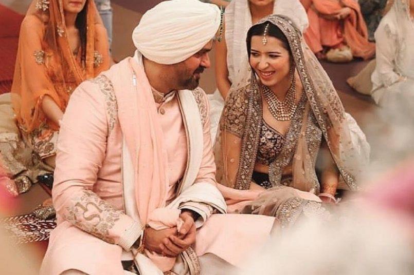 Harman Baweja-Sasha Ramchandani get married, Check pics and videos