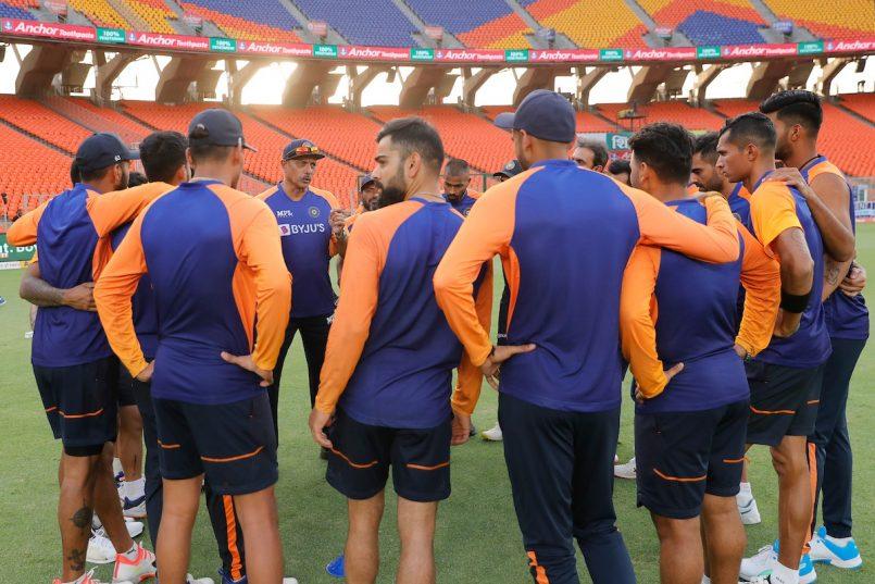 India ODI squad
