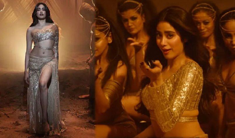 Janhvi Kapoor sizzles in Roohi track Nadiyon Paar; WATCH video