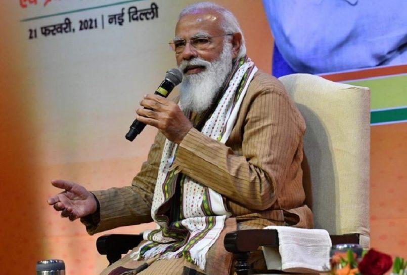 PM Modi launches 7500th Janaushadhi Kendra, calls it 'Modi Ki Dukaan'