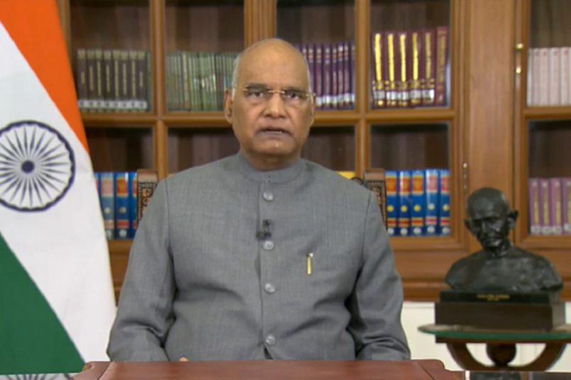 President Ram Nath Kovind visits Army hospital after chest discomfort