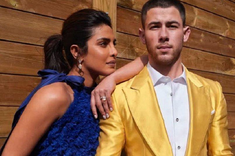 Priyanka Chopra Nick Jonas start fundraiser for COVID-19 India