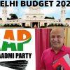 Delhi Budget 2021: Manish Sisodia envisages Singapore-level per capita by 2047