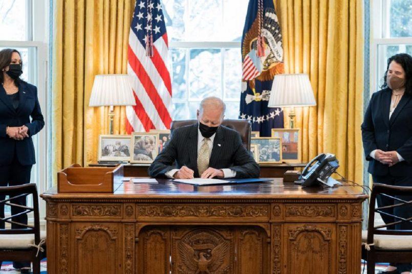 Joe Biden announces a strong action plan against attacks on Asian-Americans