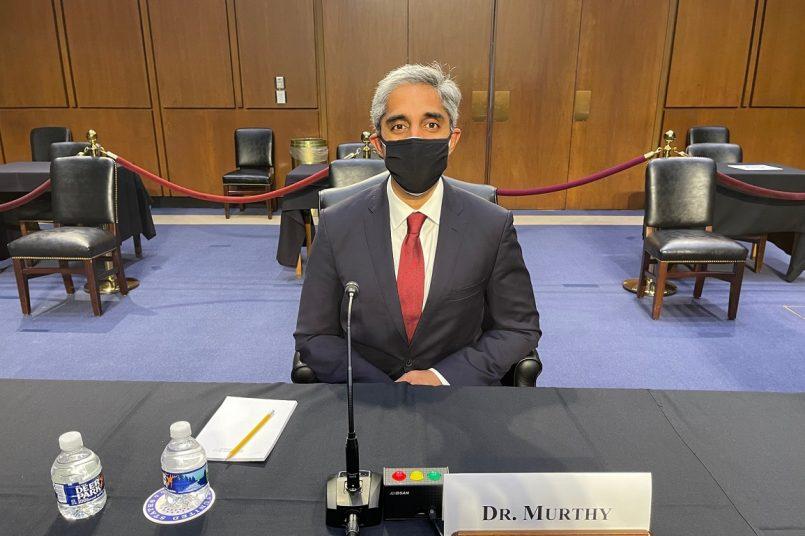 US Senate votes Indian-American Dr Vivek Murthy as Surgeon General