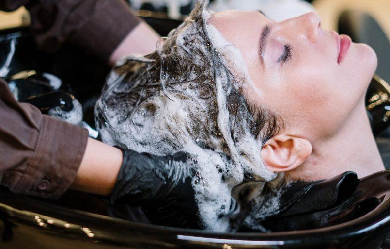 greasy hair hacks