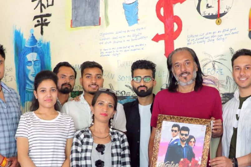 'Kaise Bhulaun' poster unveiled by Bollywood singer Tochi Raina