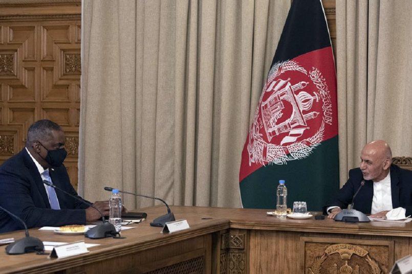 US Defence Sec. Austin visits Afghanistan, ponders over troop extension