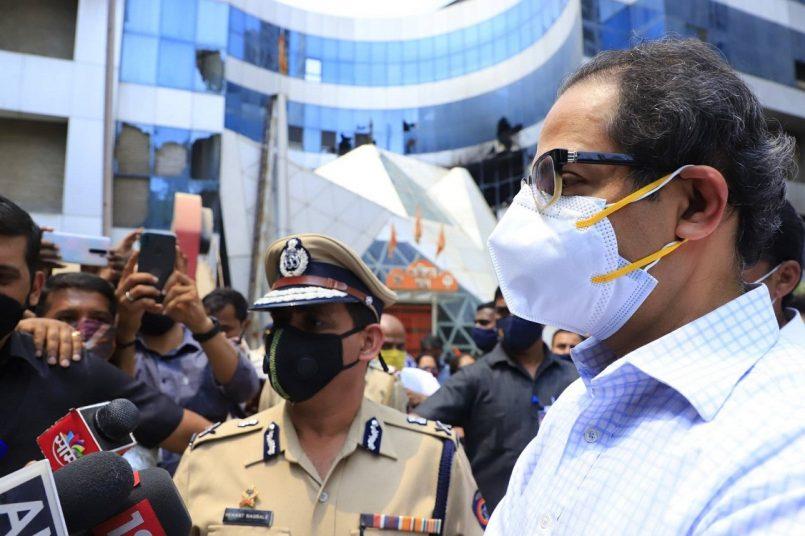 Be ready for lockdown-like restrictions in Maharashtra: Uddhav Thackeray