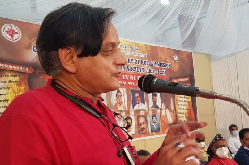 Pak comedian's hilarious video on Shashi Tharoor goes viral