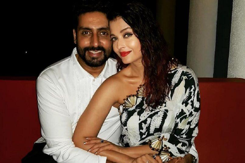 Aishwarya and Abhishek wedding anniversary