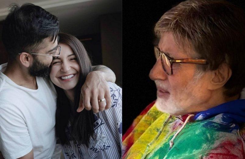 Amitabh Bachchan says Anushka Sharma has a huge apartment