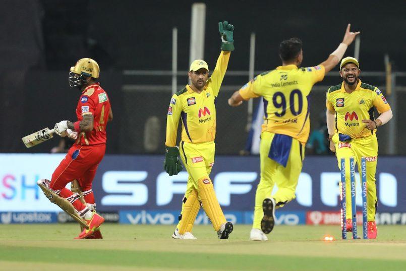 IPL 2021 CSK vs Punjab