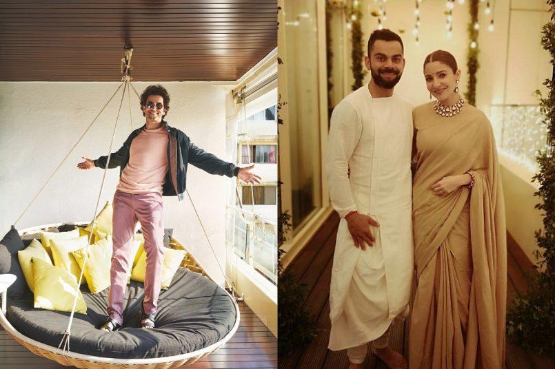 Bollywood celebrity balconies