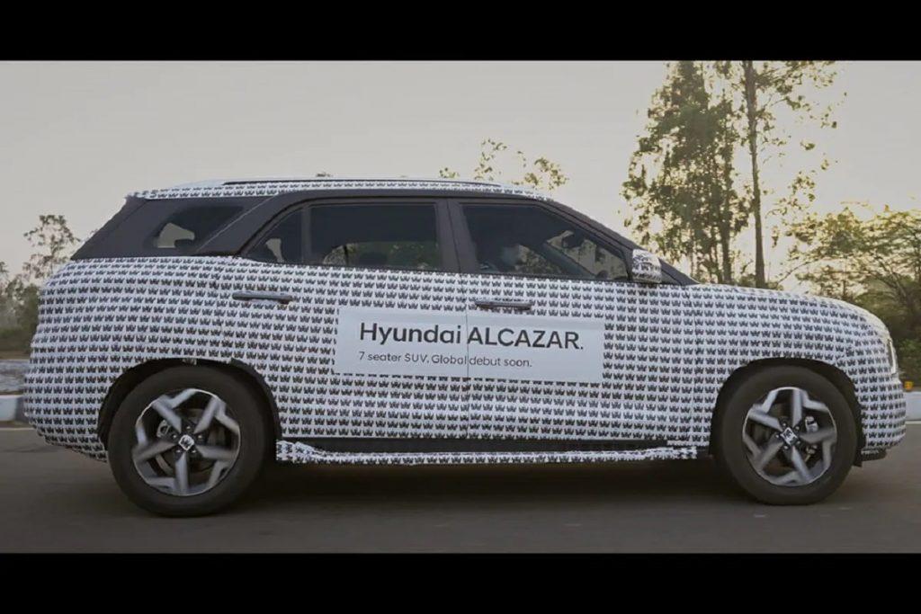Rumour: Hyundai to Alcazar in June 2021
