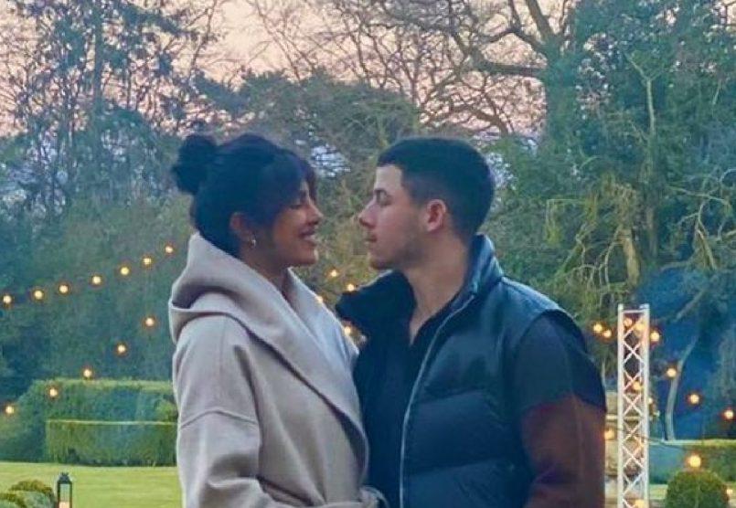 Priyanka Chopra Nick Jonas share adorable picture