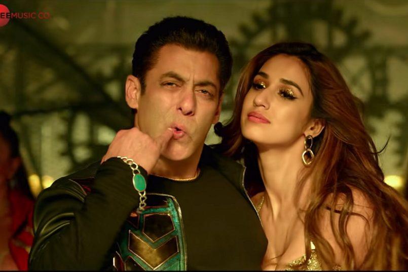 Radhe Song Seeti Maar Salman Khan and Disha Patani bring in crazy dance moves