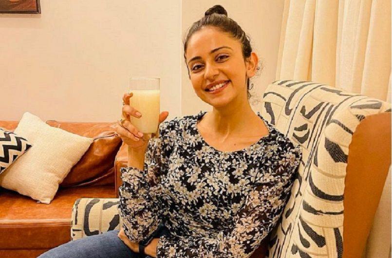 Rakul Preet Singh shares healthy drink recipe to beat summer heat