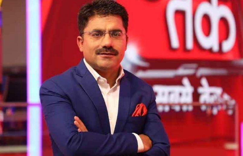 Journalist Rohit Sardana's demise