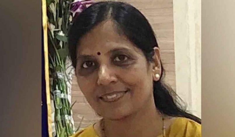 Delhi CM's wife, Sunita Kejriwal, admitted to Max hospital in Delhi