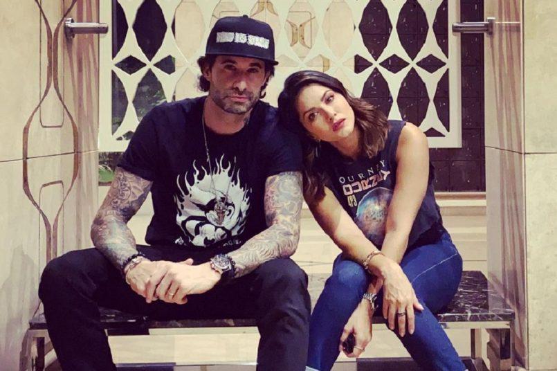 Sunny Leone celebrates 10th wedding anniversary with Daniel Weber