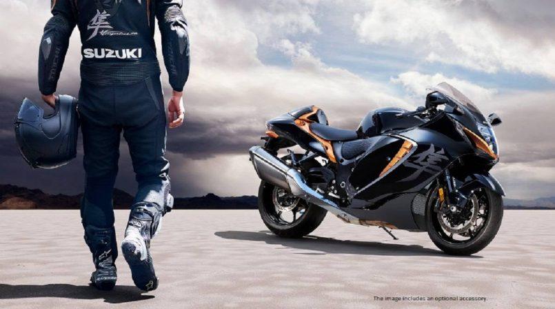 New 2021 Suzuki Hayabusa: How to buy the Superbike online