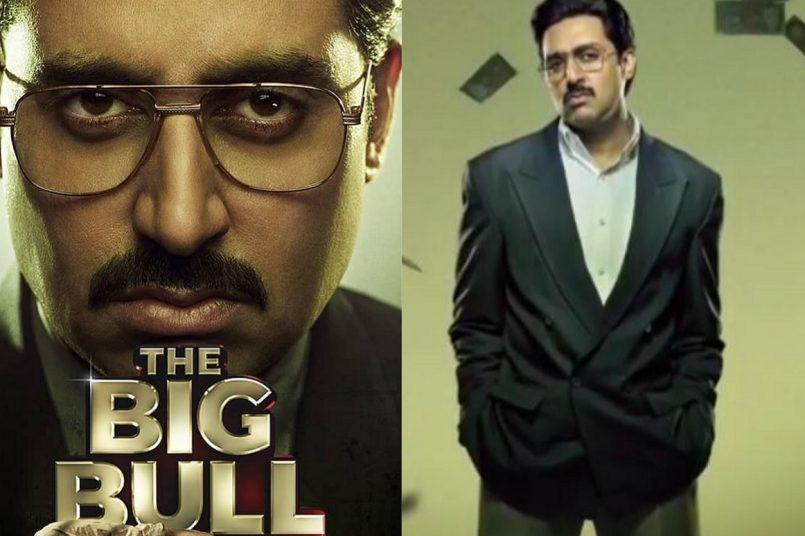 The Big Bull Twitter calls Abhishek Bachchan 'stylish scamster'