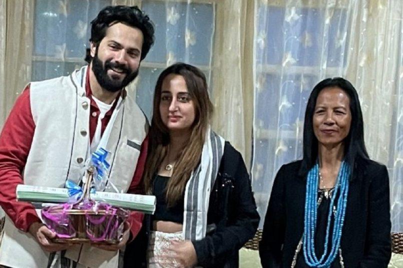 Varun Dhawan, Natasha Dalal donate Rs 1 Lakh to Arunachal Pradesh fire victims