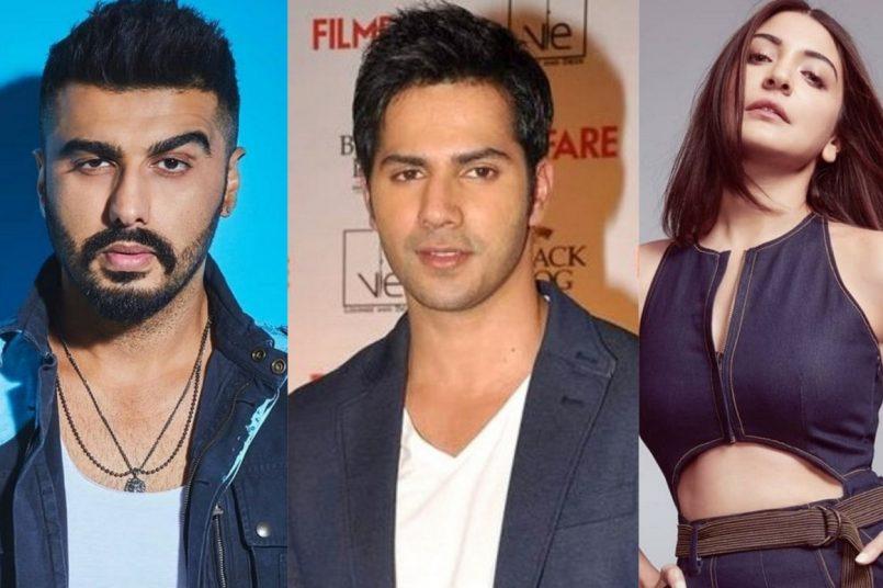 Varun Dhawan turns 34; Anushka Sharma, Arjun Kapoor and others wish him well