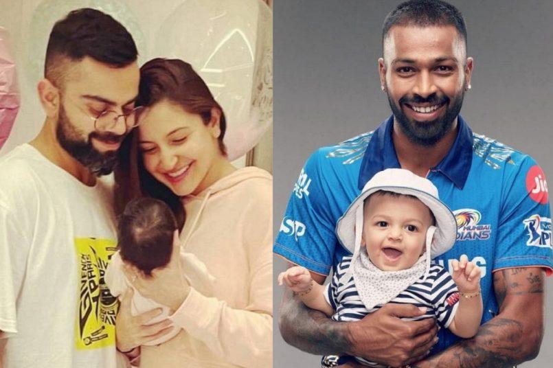 Virat Kohli to Hardik Pandya Indian Cricketers who recently became parents